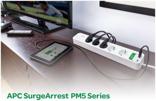 APC SurgeArrest PM5 Series