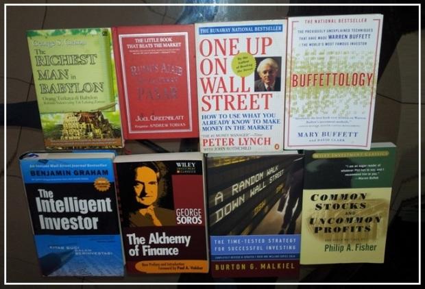 buku-buku investasi saham