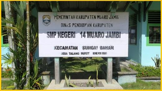 SMP Negeri 14 Muaro Jambi